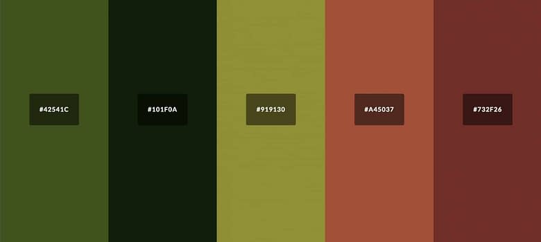 Color palettes and Gutenberg